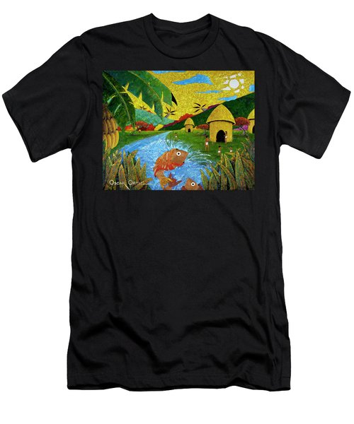 Boriken Men's T-Shirt (Athletic Fit)