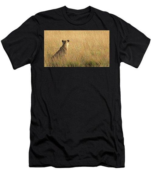 Born Free Men's T-Shirt (Athletic Fit)