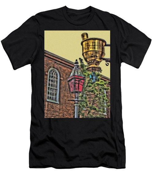 Boston Medicine Men's T-Shirt (Athletic Fit)