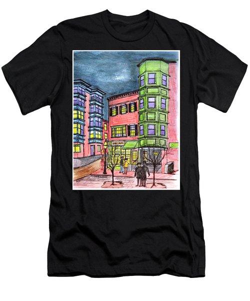 Boston Northend Men's T-Shirt (Athletic Fit)
