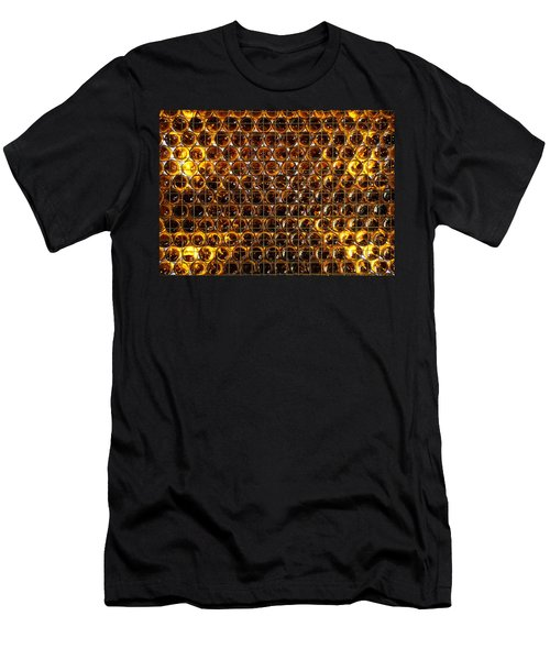 Bottles Of Beer On The Wall Men's T-Shirt (Athletic Fit)