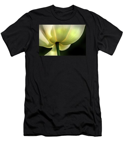 Bottom Of Lotus Men's T-Shirt (Athletic Fit)