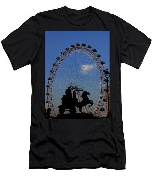 Boudicca's Eye Men's T-Shirt (Athletic Fit)