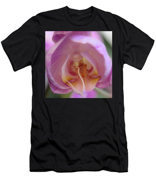 Boudoir Orchid Men's T-Shirt (Athletic Fit)