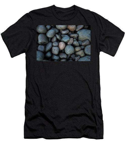 Boulder Beach Rocks Men's T-Shirt (Slim Fit)