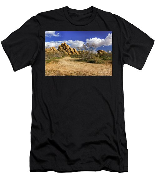 Boulders At Apple Valley Men's T-Shirt (Athletic Fit)