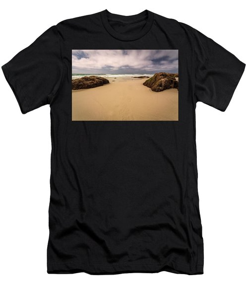 Boulders On The Beach Men's T-Shirt (Athletic Fit)