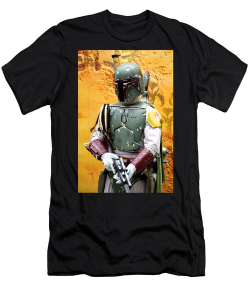 Bounty Hunter Men's T-Shirt (Athletic Fit)