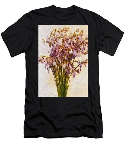 Bouquet Of Hostas Men's T-Shirt (Athletic Fit)