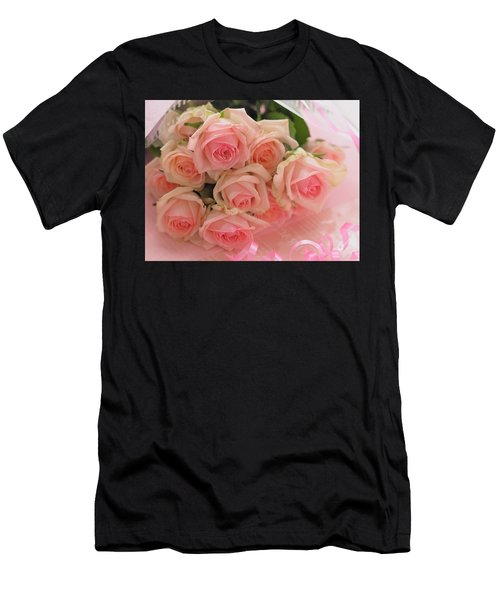 Bouquet Of Sweetness Men's T-Shirt (Athletic Fit)