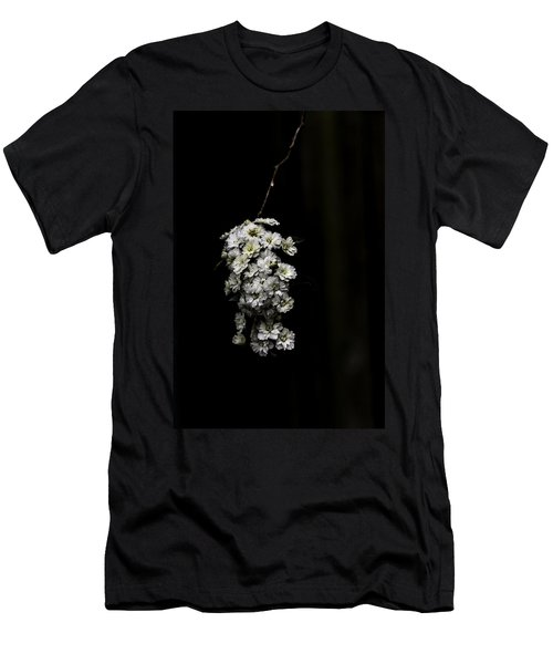 Bouquet Of White Men's T-Shirt (Athletic Fit)