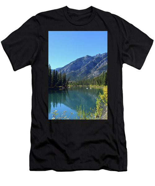 Bow River No. 2-1 Men's T-Shirt (Athletic Fit)