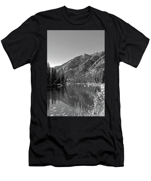 Bow River No. 2-2 Men's T-Shirt (Athletic Fit)