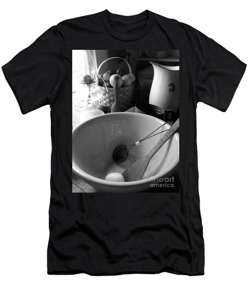 Men's T-Shirt (Slim Fit) featuring the photograph Bowl by Brian Jones