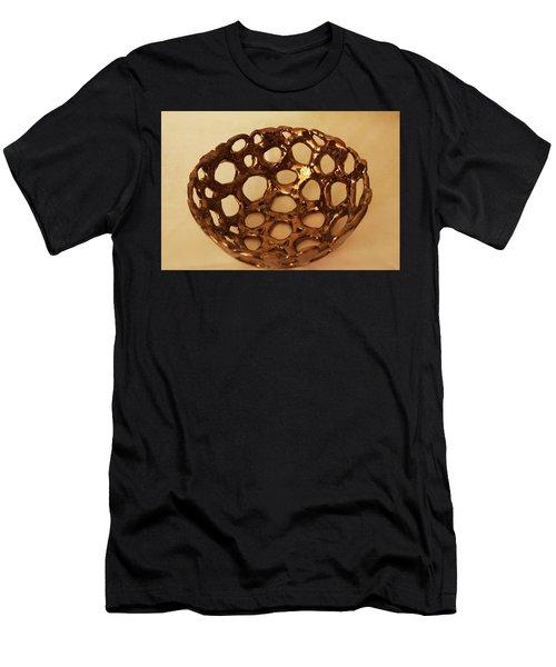 Bowle Of Holes Men's T-Shirt (Athletic Fit)