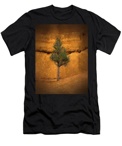 Box Canyon Pine Men's T-Shirt (Athletic Fit)