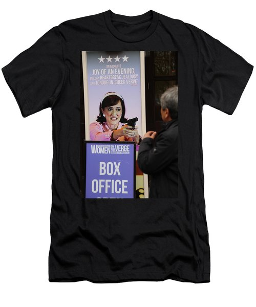 Box Office Men's T-Shirt (Athletic Fit)