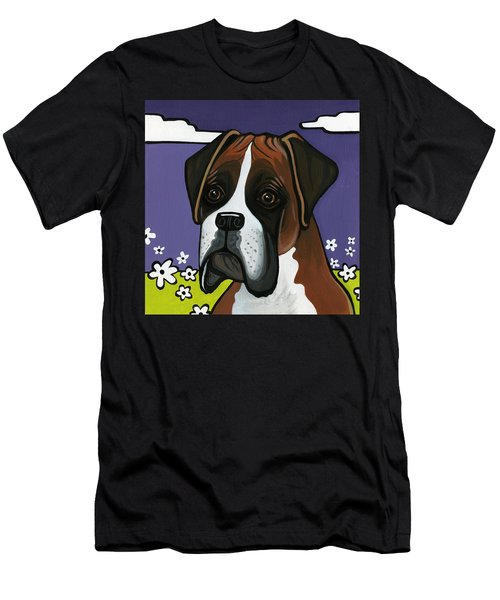 Boxer Men's T-Shirt (Athletic Fit)