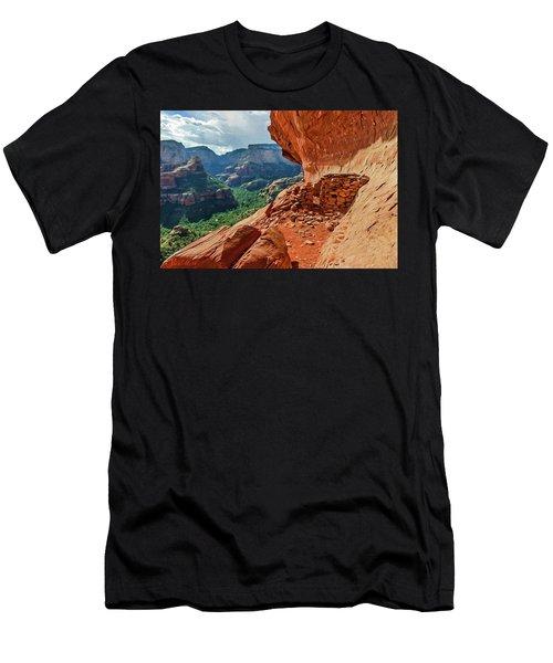 Boynton Canyon 08-174 Men's T-Shirt (Athletic Fit)