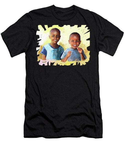 Boys Men's T-Shirt (Athletic Fit)