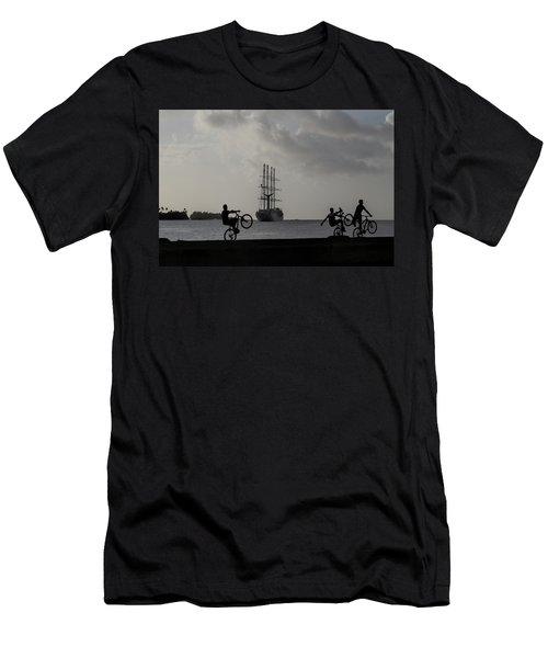 Boys At Play Men's T-Shirt (Athletic Fit)