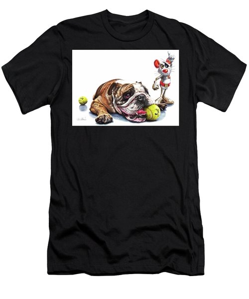 Boy's Toys Men's T-Shirt (Athletic Fit)