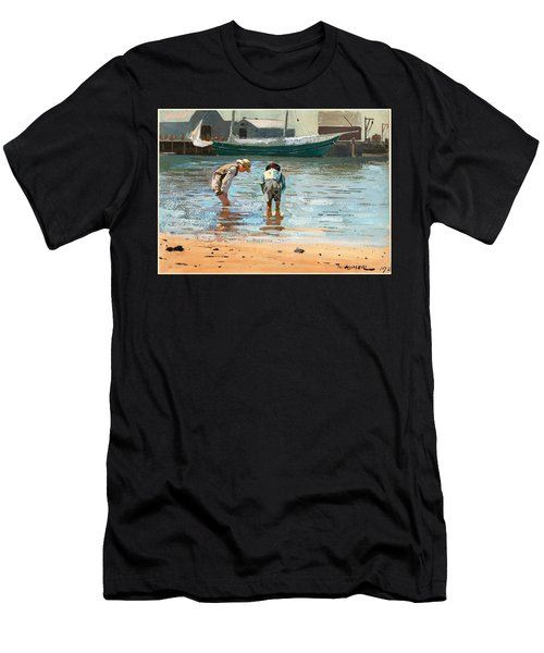 Boys Wading Men's T-Shirt (Athletic Fit)