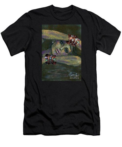 Bracelets  Men's T-Shirt (Athletic Fit)
