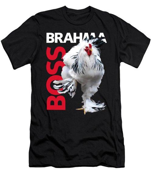 Brahma Boss T-shirt Print Men's T-Shirt (Athletic Fit)