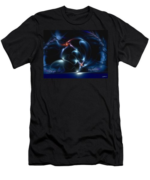Brain Dancing Men's T-Shirt (Athletic Fit)