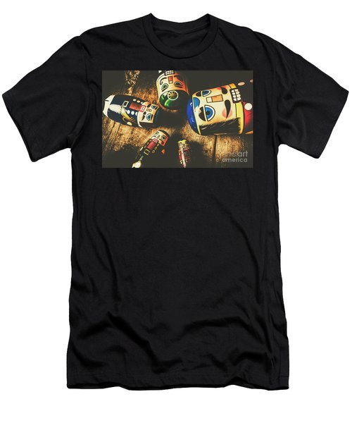Brainstorming Game Men's T-Shirt (Athletic Fit)