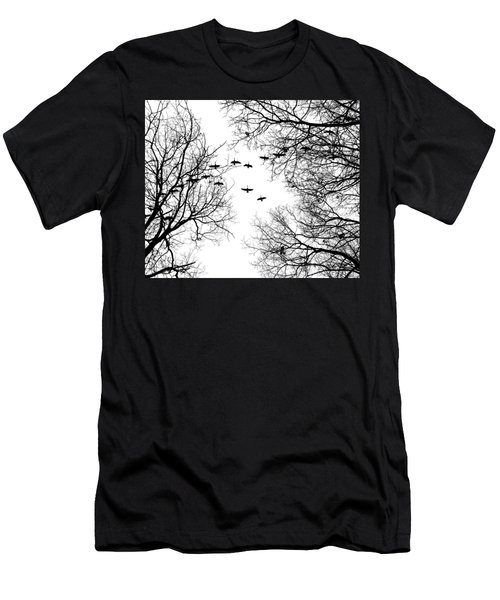 Branches Men's T-Shirt (Athletic Fit)