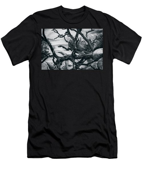 Branches Series 9150697 Men's T-Shirt (Athletic Fit)