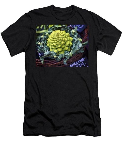 Brassica Oleracea Men's T-Shirt (Athletic Fit)
