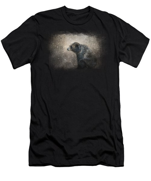 Braving The Storm Men's T-Shirt (Slim Fit) by Jai Johnson