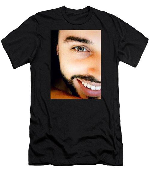 brazil Photo Men's T-Shirt (Athletic Fit)