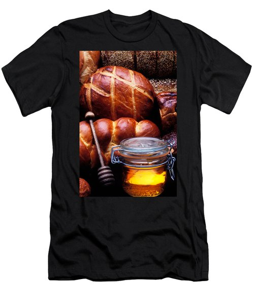 Bread And Honey Men's T-Shirt (Athletic Fit)