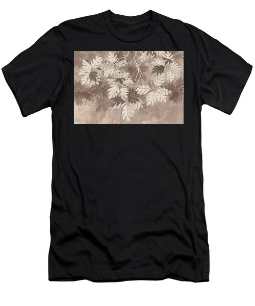 Breadfruit Tree Men's T-Shirt (Athletic Fit)