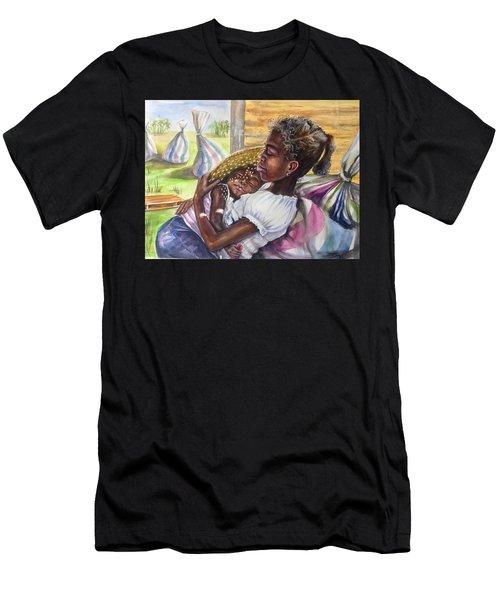 Break Time Men's T-Shirt (Athletic Fit)