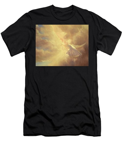 Breath Of Life Men's T-Shirt (Athletic Fit)