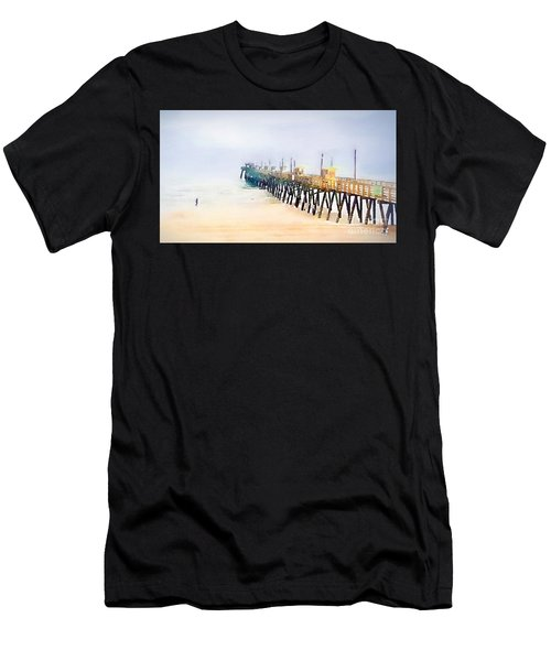 Breathe In Men's T-Shirt (Athletic Fit)
