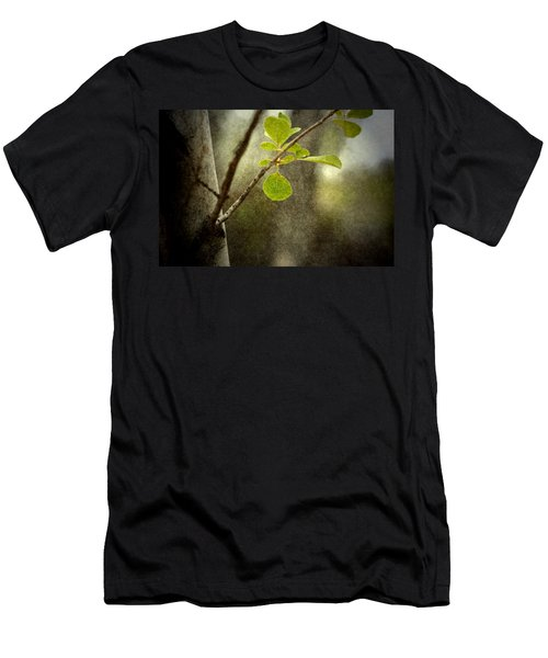 Breathe With Me Men's T-Shirt (Athletic Fit)