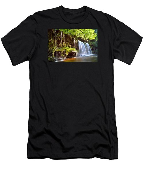 Brecon Beacons National Park 1 Men's T-Shirt (Athletic Fit)