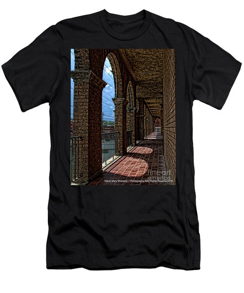 Breezway On The Baker Men's T-Shirt (Athletic Fit)
