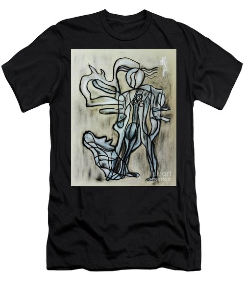 Breezy Dance Men's T-Shirt (Athletic Fit)