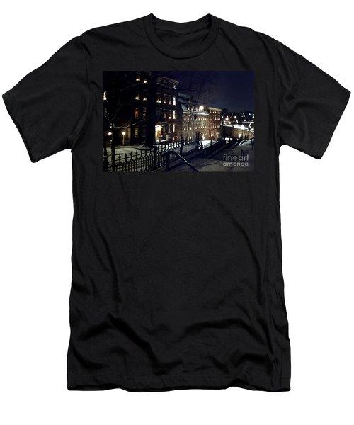 Brethrens House  Men's T-Shirt (Athletic Fit)