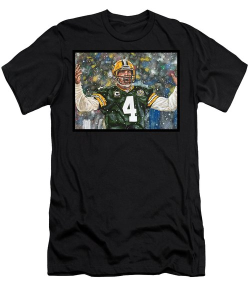 Brett Favre Men's T-Shirt (Athletic Fit)