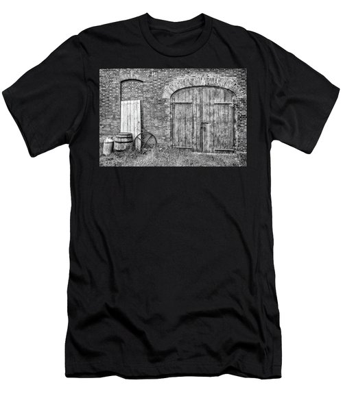 Brewhouse Door Men's T-Shirt (Athletic Fit)