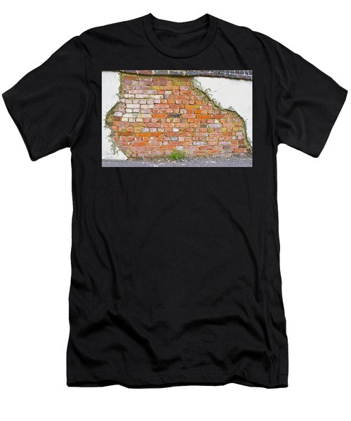 Brick And Mortar Men's T-Shirt (Athletic Fit)