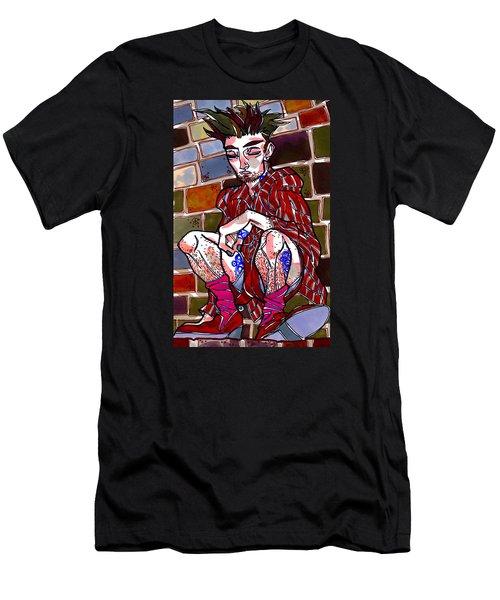 Brick Boy Men's T-Shirt (Athletic Fit)